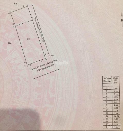 Bán nhà mặt tiền đường Dã Tượng, Nha Trang 143,5m2 có nhà cấp 3 209m2 sàn, giá 150tr/m2. 0917183396