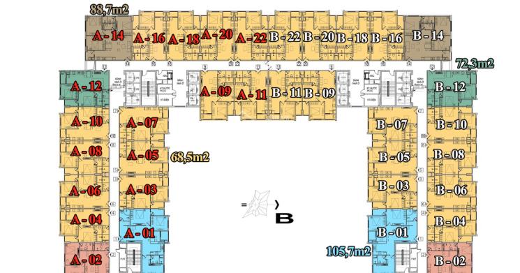 CC bán CHCC Athena Complex Xuân Phương 1512 - 73m2 và 1501 - 106m2, giá 22tr/m2, LH: 0359493456