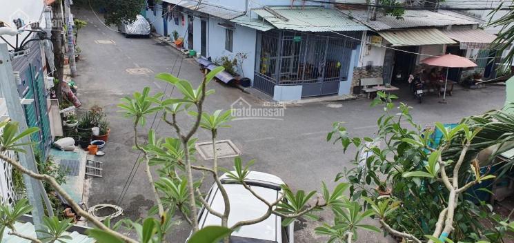Bán nhà 1 trệt 1 lầu Nguyễn Ảnh Thủ, vào 2 sẹc ngắn đường 10m, 4x10m, sổ hồng riêng, không lộ giới