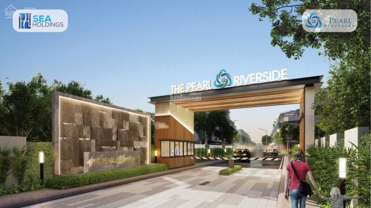 """Nhà phố """"The Pearl Riverside"""" chính thức nhận giữ chỗ, trực tiếp từ chủ đầu tư giá 2,4 tỷ/căn"""
