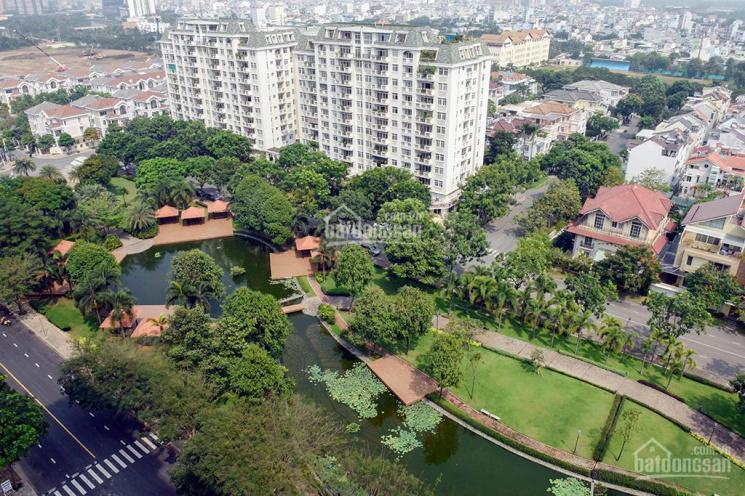 Bán căn hộ Cảnh Viên Phú Mỹ Hưng Q7, DT 126m2, 3PN view công viên giá 5,1 tỷ, LH 0938 775 995 Mr An