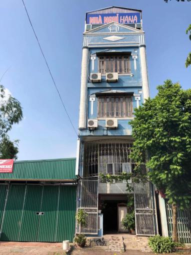 Bán nhà mặt phố tại Tằng My, Nam Hồng, Đông Anh, nhà 5 tầng, đang kinh doanh nhà nghỉ tốt
