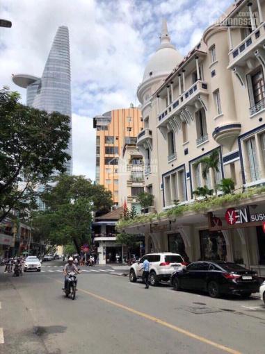 Góc 2 MT đường Trường Sơn - Phổ Quang, P2, Tân Bình 10x30m vuông vức (300m2) hầm - 8 lầu 89 tỷ