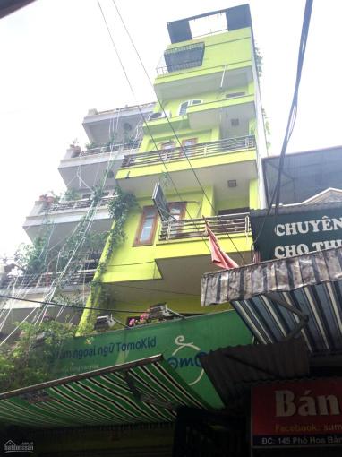 Cần bán nhà mặt phố Hoa Bằng, 85,4m2, 7 tầng, vừa ở vừa kinh doanh tốt