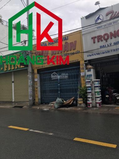 Cho thuê nhà 5.5x45m NH 10m. MT đường Phạm Phú Thứ, P. 14, Q. Tân Bình