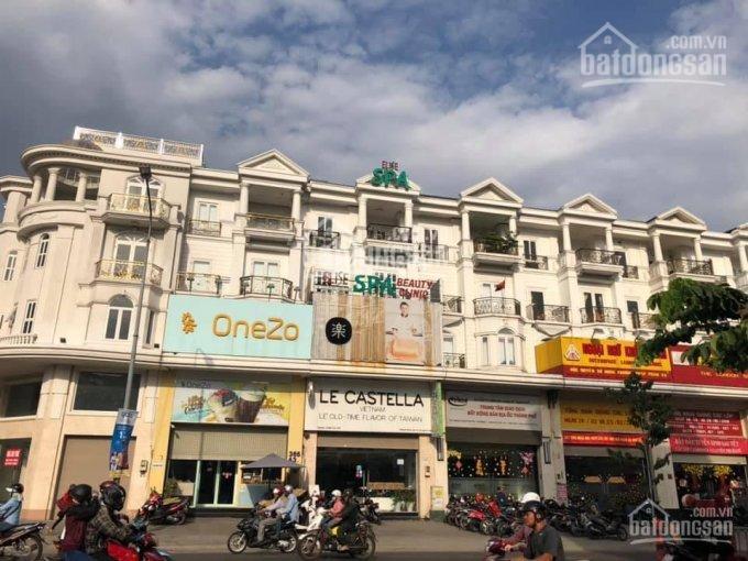 Cho thuê nguyên căn 6x21m, mặt tiền Phan Văn Trị gần Emart