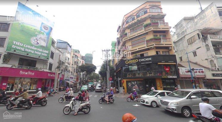 Cho thuê tầng 1 và tầng 2 MT Nguyễn Công Trứ, P. Cầu Ông Lãnh, DT 4.5x20m 55tr TL LH 0906748345
