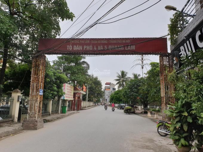 Bán lô đất thổ cư sổ đỏ chính chủ tại tổ 5 Quang Lãm Phú Lãm, DT 35m2 giá bán 1,250 tỷ