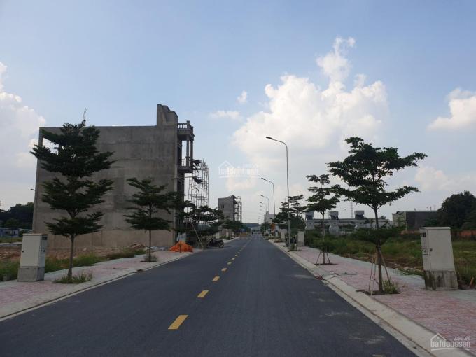 Bán lô đất 60m2 KDC Phú Hồng Thịnh 9, sổ hồng chính chủ, NH hỗ trợ 50 - 80%. LH 0907888278