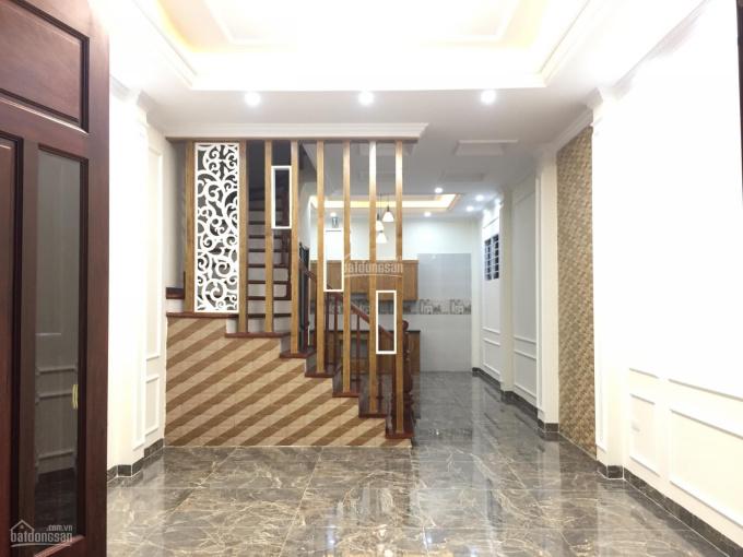 Bán nhà riêng ngõ 3 Nguyễn Khánh Toàn, Nguyễn Văn Huyên, Cầu Giấy 4.29 tỷ, 45m2, 5T nhà đẹp gần phố