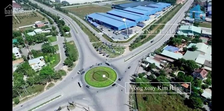 Mở bán KDC Nam Tân Uyên, đối diện vòng xoay Kim Hằng, Bình Dương, giá đầu tư giai đoạn 1