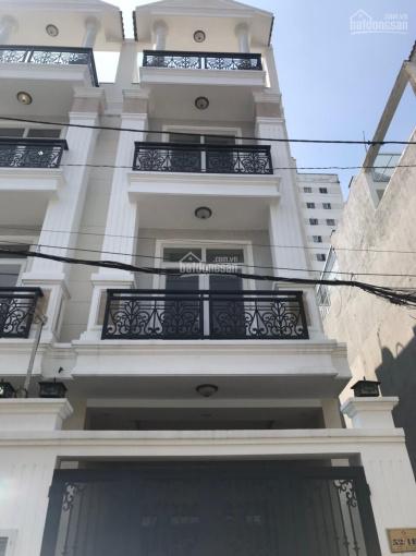 Cần bán gấp nhà hẻm 6m đường số 17, Hiệp Bình Chánh 1 trệt, 2 lầu, sân thượng, chỉ 4.95 tỷ