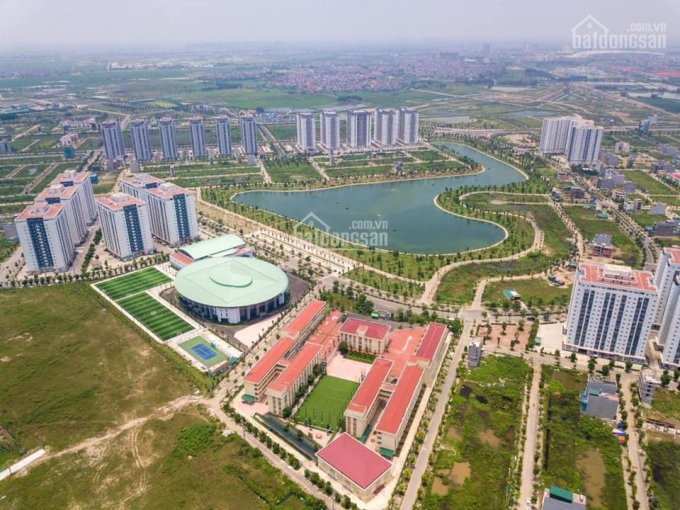 Bán căn hộ 65m2 view hồ chung cư Thanh Hà giá 855tr nhận nhà ở ngay