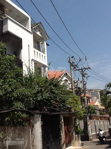 Bán nhà hẻm 4,5m cách MT Phan Văn Trị 30m P12, Bình Thạnh