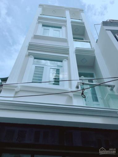 Nhà mới đẹp 4 tấm hẻm 4m Hàn Hải Nguyên, P1. DT: 4,5x13m, giá: 6,8 tỷ(TL)