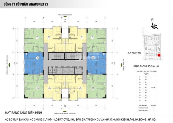 Nhận hồ sơ đợt cuối cùng dự án 19T4 The Lucky House Kiến Hưng - LH: 0901.328.333, hạn cuối 31/10
