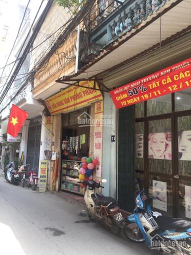 Tôi bán nhà 4 tầng đang kinh doanh mặt phố Chính Kinh, Thanh Xuân, Hà Nội