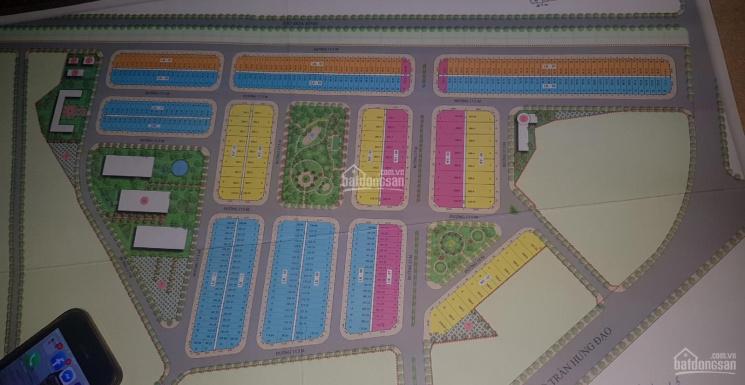 Bán đất nền khu đô thị Trần Hưng Đạo