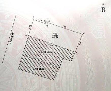 Bán nhà mặt phố Lạc Long Quân, cách Lotte 20m, diện tích 68m2 xây 3 tầng, 1 tum, mặt tiền 4.5m