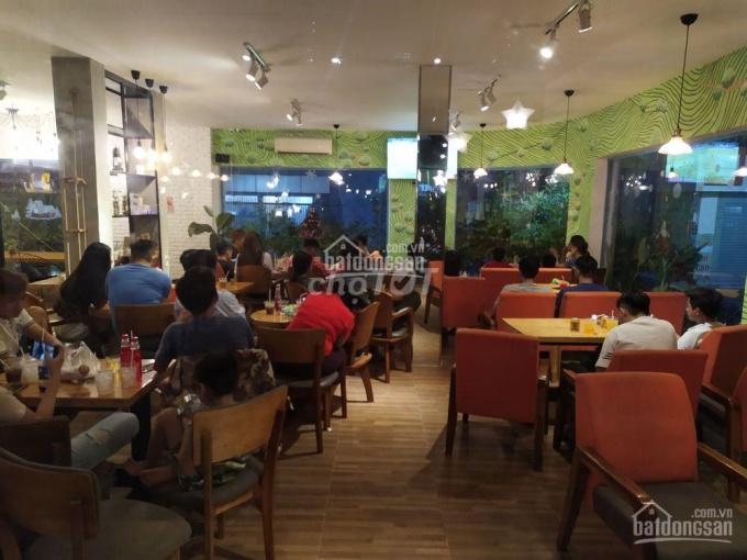 Cho thuê góc 3MT ngay Nguyễn Thái Bình - Trương Hoàng Thanh (11x30m) vị trí KD cafe, giá 43 tr/th