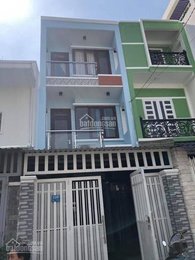 Bán nhà đường Số 85, Phường Tân Quy, Quận 7. DT: 4mx16m, nhà trệt 3 lầu giá 9.2 tỷ