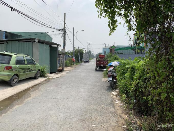 Đất 20mx60m= 1.200m2 (650m2 ODT + 550m2 CNL), lô sau đường Trần Văn Giàu, xã Phạm Văn Hai