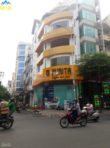 Cho thuê nhà góc 2 mặt tiền Phan Đình Giót, diện tích 8x25m, nhà 3 lầu trống suốt, ĐL