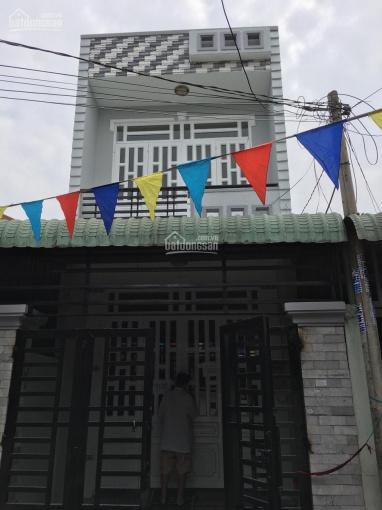 Nhà đẹp 1T 1L gần chợ nhỏ Võ Thị Hồi - Nhà thờ Bùi Môn, DT 3.5x17m, SHR, GB 2.6 tỷ, LH 097 773 9559