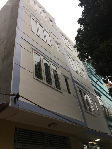 Bán nhà gần Bia Bà - La Khê (4tầng*43m2*4PN) mặt tiền rộng, ngõ thông. Giá 2,2 tỷ. 0974491306