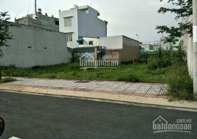 Bán đất chợ mặt tiền Nguyễn Văn Công, P3, Gò Vấp giá 2.4 tỷ/90m2 (5x18m) sổ riêng. LH: 0938002986