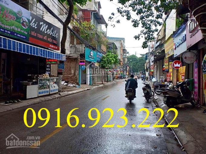 Tôi cần bán đất 54m2 mặt phố Hà Trì khu Hưu Trí gần SVĐ Hà Đông, kinh doanh cực tốt. Giá 95tr/1m2