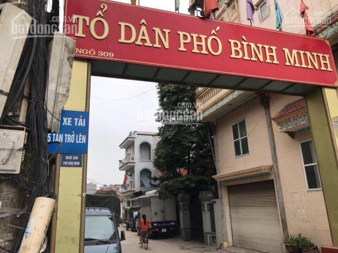 Bán nhà đất có nhà ở ngay tại TDP Bình Minh - Trâu Quỳ - Gia Lâm, LH 0844444404