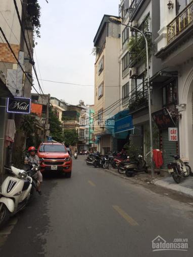 Chính chủ bán gấp nhà mặt phố khu Hồng Mai, DT 31,5m2, 5 tầng, 5.3 tỷ