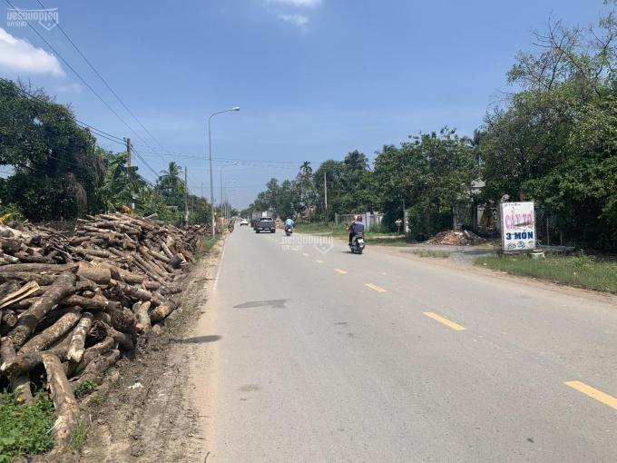 Bán đất mặt tiền đường Nguyễn Chí Thanh 70 x 341m (cây lâu năm) Hưng Phước, Hưng Định, TA, BD