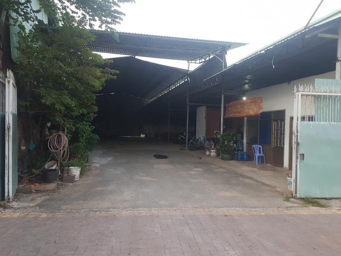 Cho thuê mặt bằng kho xưởng đường Bình Giã Vũng Tàu