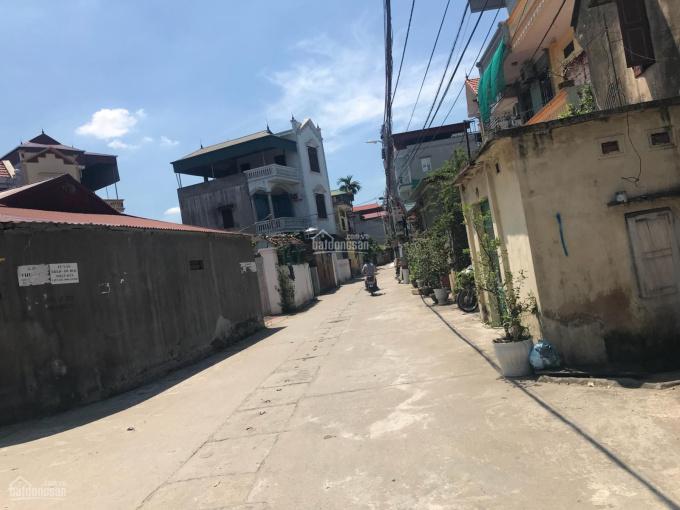 Bán đất thổ cư diện tích 78m2 đường thông ô tô tránh nhau tại thôn Hội, Cổ Bi