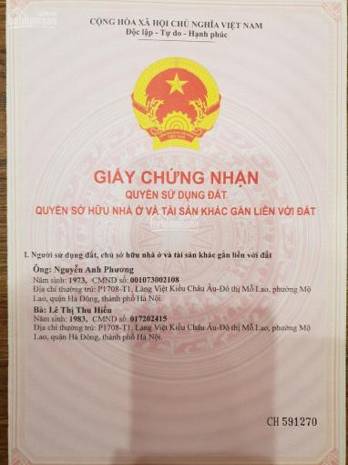 Chuyên nhận ký gửi, mua bán đất KĐT Cienco 5 Mê Linh, LH Mr Thắng 0936.291.937