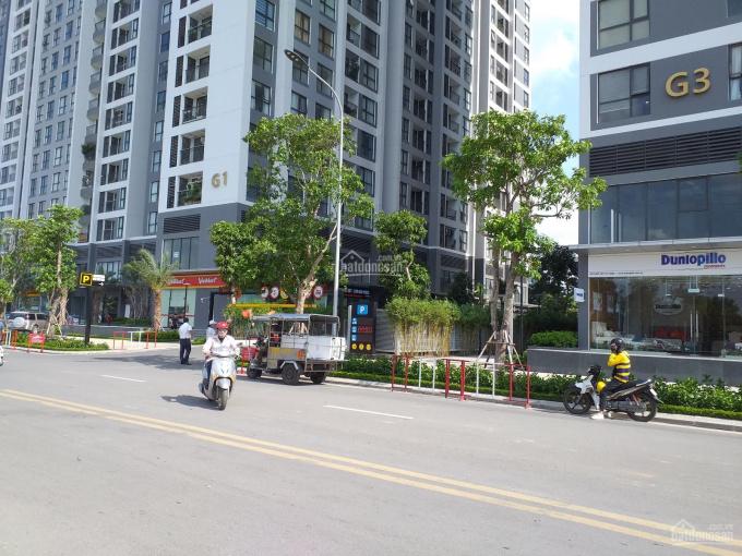 Cho thuê gian hàng tầng 1 mặt đường Lương Thế Vinh, G3 Vinhomes Green Bay