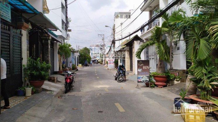 Bán đất HXH 496/ Dương Quảng Hàm, P6, Gò Vấp, DT: 4x11m, DTCN 44,5m2, giá 3,85 tỷ TL