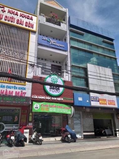 Cho thuê MT Nguyễn Thái Bình ngay Trương Hoàng Thanh (4x18m) 2 lầu mới, giá 28 triệu/tháng