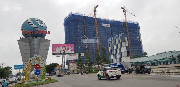 Căn hộ Roxana Plaza, MT QL13 đối diện BV quốc tế Hạnh Phúc, vị trí đắc địa thu hút khách nước ngoài