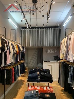 Cần sang nhượng cửa hàng quần áo Số 41 Hồng Bàng, Nha Trang, Khánh Hòa