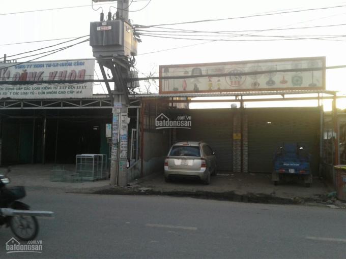 Cho thuê nhà xưởng giá rẻ mặt tiền đường Vĩnh Lộc, DT 8x60m, giá 22tr/th
