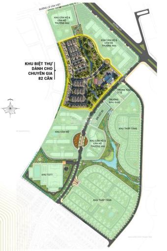 Duy nhất 5 suất đầu tư biệt thự ĐL cho chuyên gia tại TT khu Công Nghệ Cao, Quận 9, LH 0901.448.666