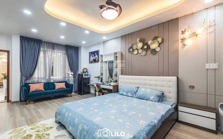 Cần bán gấp nhà hẻm XHH CMT8, Tân Bình, DT: 4m x 15m, 4 tấm