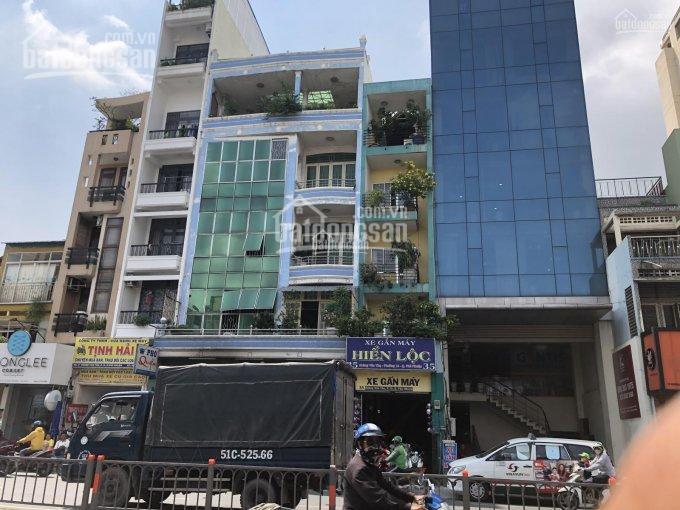 Bán nhà mũi tàu ngay ngã 4 căn góc 2 MT Hoàng Việt - Út Tích, Tân Bình. (6.5x15m), 5 tầng hiếm