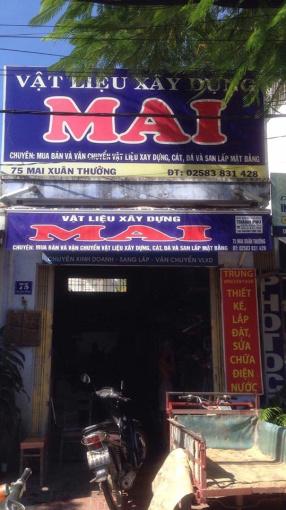 Định cư nước ngoài cần bán gấp nhà 2 MT đường Mai Xuân Thưởng - Nha Trang - LH Cô Tâm 0996984700