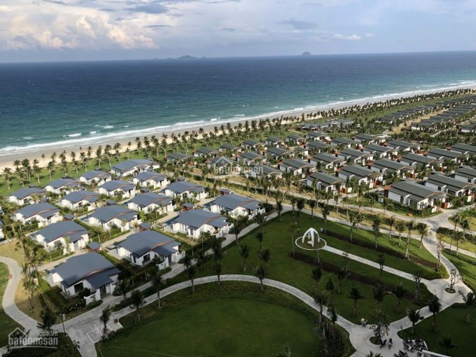Tôi Linh cần bán căn biệt thự mặt biển Bãi Dài, Cam Lâm cho thuê 316 triệu/tháng. LH 0966118329