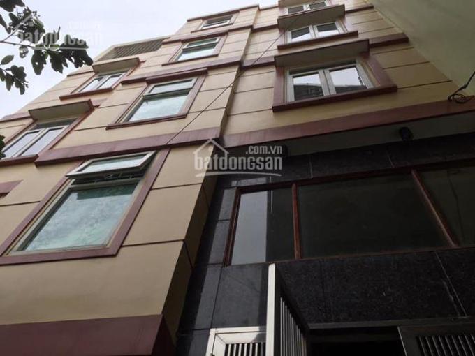 Bán nhà CC mini Vạn Phúc - Hà Đông, 58m2*6tầng, full đồ, thang máy, thu nhập trên 30tr/th
