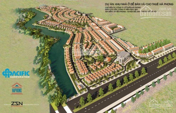 Bán đất nền KĐT Hà Phong, SĐCC, 160m2, đường 12m, giá 14 tr/m2